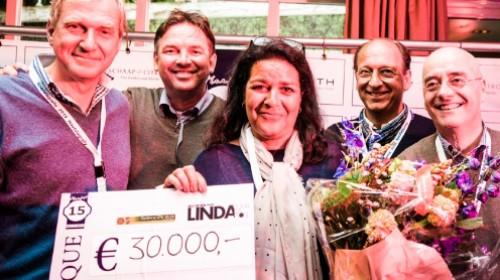 Rallyrijden voor LINDA.foundation brengt 30.000 euro op