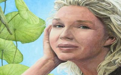 Schilderijen Tjitske Reidinga geveild voor LINDA.foundation