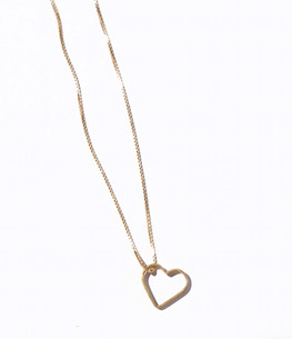 goud hart klein