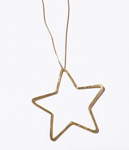 goud ster groot