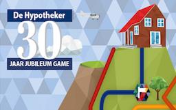 Speel de game en de Hypotheker doneert 1 euro aan LINDA.foundation