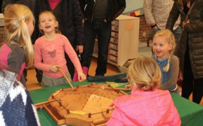 Arnhemse basisschool haalt geld op voor LINDA.foundation