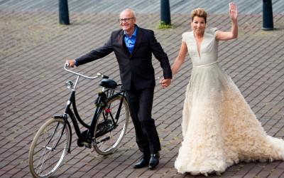 Bruidspaar wil gift aan LINDA.foundation in plaats van 'tuinset'