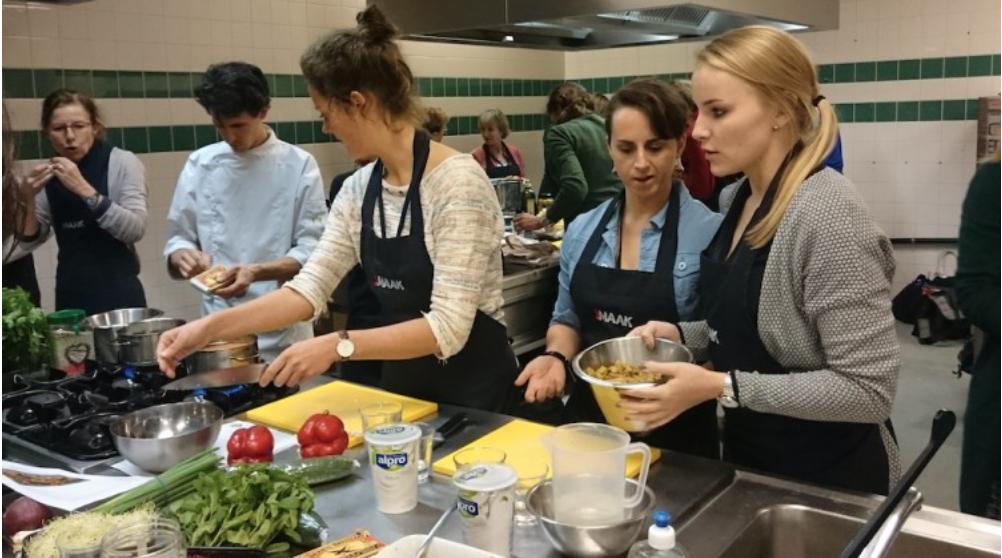 Alpro 'kookt' mooie donatie voor de LINDA.foundation