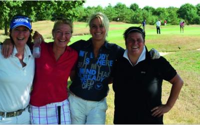 Meer dan 22.000 euro voor LINDA.foundation opgehaald door golfers