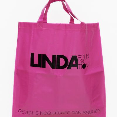Roze LINDA.foundation shopper