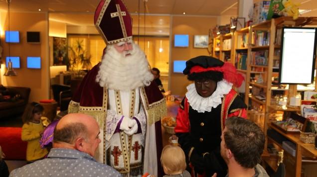 Sint en Piet vergeten ook LINDA.foundation niet