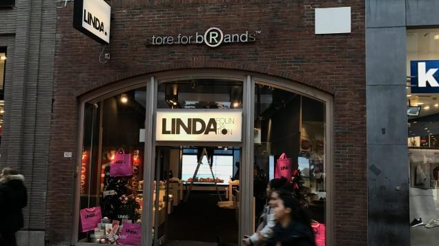 LINDA.foundation opent pop-up store in de Kalverstraat