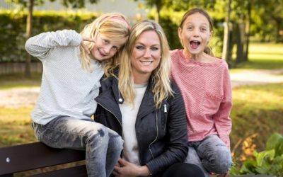 Lianne's verjaardag (40) blijkt cadeau voor LINDA.foundation te zijn