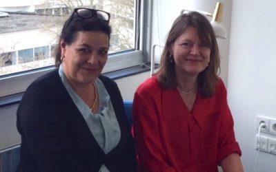LINDA.foundation maakt kennis met Kinderombudsman Margrite Kalverboer