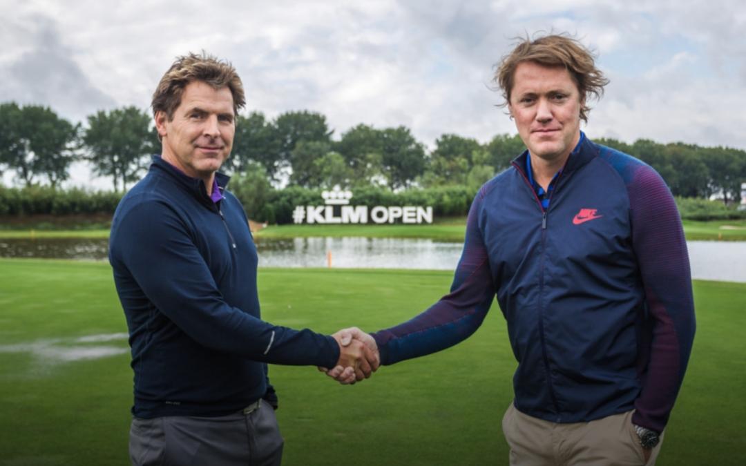 Charity battle KLM Open brengt €27.500,- op voor LINDA.foundation
