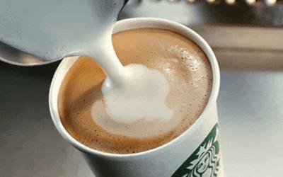 Deze week bij Starbucks: allemaal aan de Latte voor LINDA.foundation