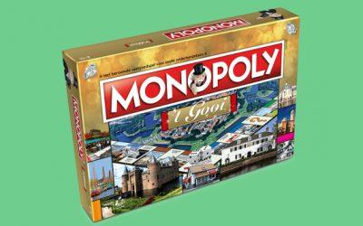 Met deze nieuwe Monopoly- versie kun je je tóch een huis in het Gooi veroorloven