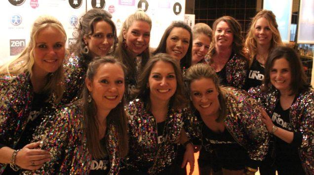Wauw: deze club fantastische vrouwen doneert €13.600 aan LINDA.foundation
