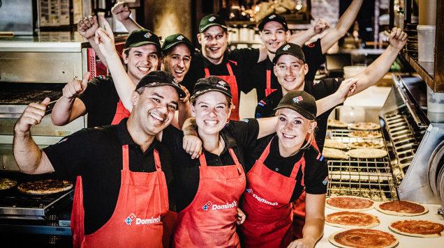 Pak dit weekend pizza voor een euro bij Domino's en steun de LINDA.foundation