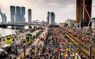 LINDA.foundation is het nieuwe goede doel van de NN Marathon Rotterdam 2019
