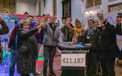 Radio Beverwijk haalt €11.187 op voor LINDA.foundation