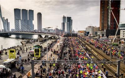 Strik je veters voor de NN Marathon Rotterdam en steun LINDA.foundation