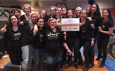 Driedubbel winnen: Bier, bubbels en bingo voor de LINDA.foundation