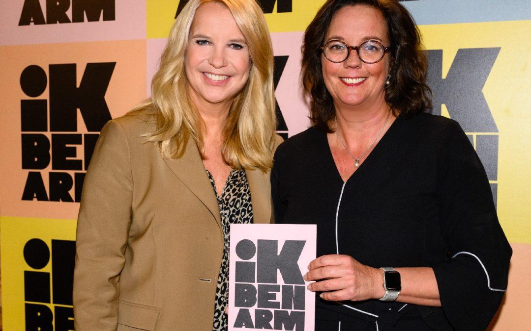 Linda de Mol presenteert 'Ik ben Arm' en deelt het verhaal van arme mensen