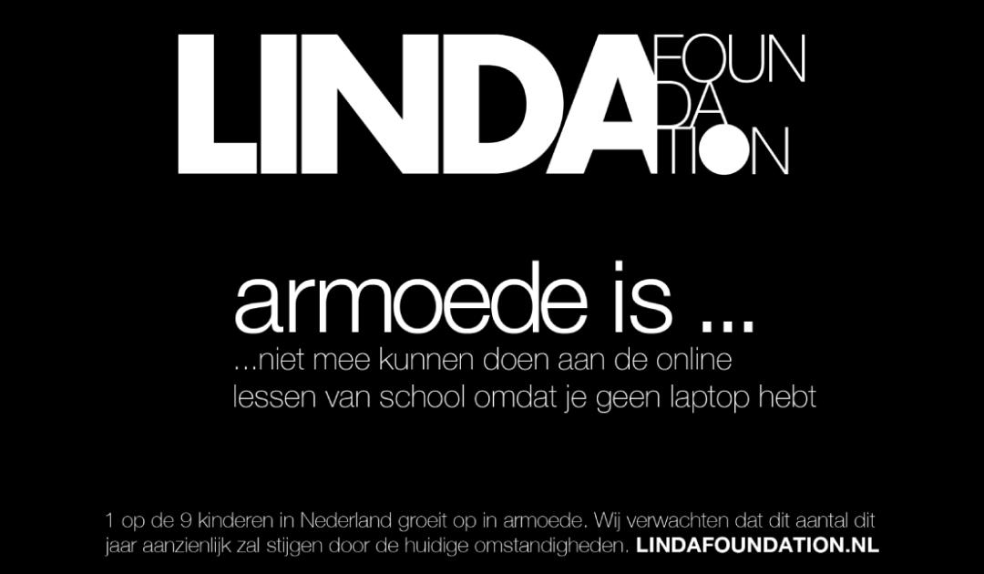 Wat moeten wij schrijven over LINDA.foundation in deze tijden?