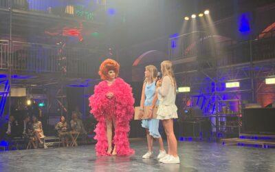 Verjaardagsgeld voor LINDA.foundation bij The Rotterdam Dragshow
